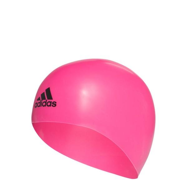 adidas Damen Silicone Swim Cap / Badekappe Pink CV7597