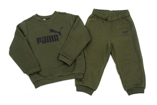 PUMA Unisex Crew Baby Jogger Suit FL Inf ESS Crew Jogger Baby Trainingsanzug