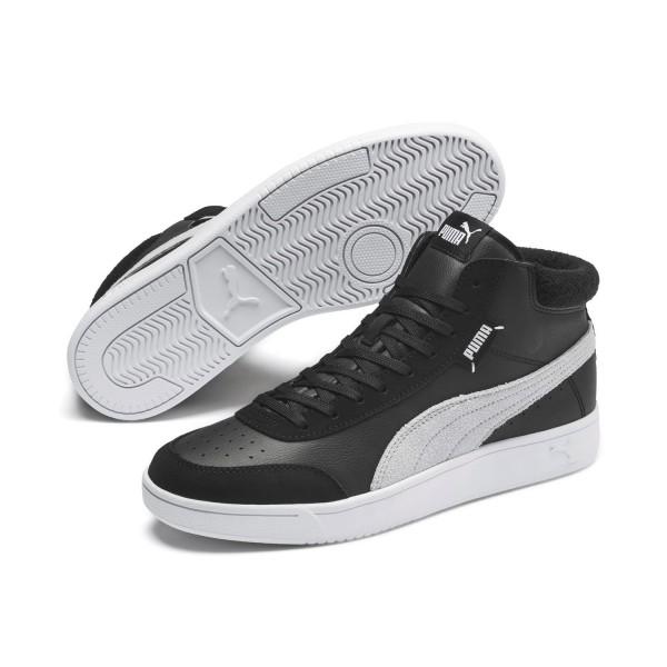 Puma Unisex COURT LEGEND Schuhe Sneaker Mid Cut