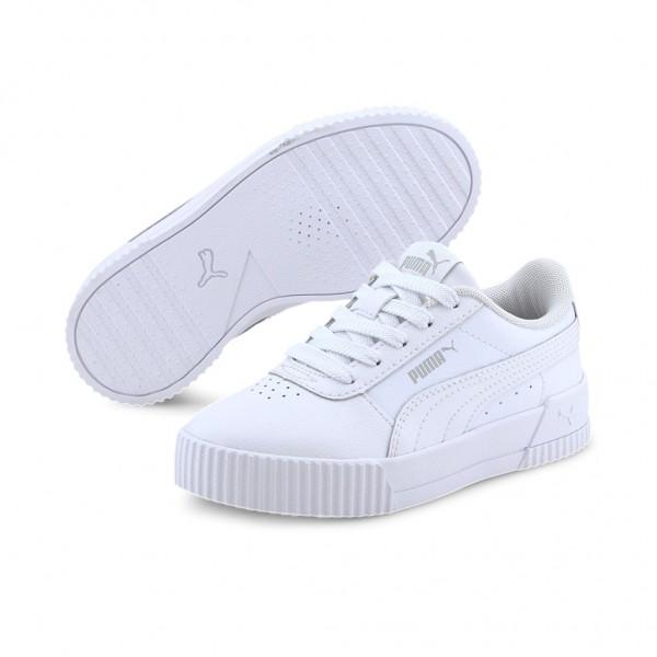 Puma CARINA L PS Mädchen Streetstyle Sneaker Sportschuhe Freizeitschuhe