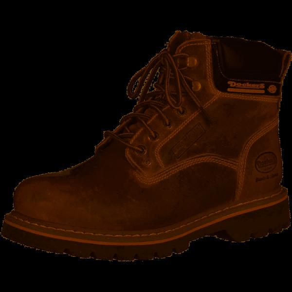 Dockers by Gerli Herren Combat Desert Boots Stiefel Warmfutter Dessert