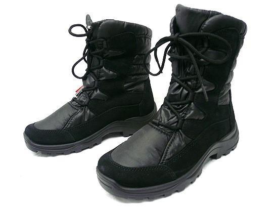 Winter Schuhe / Stiefel ROHDE Schwarz Sympatex
