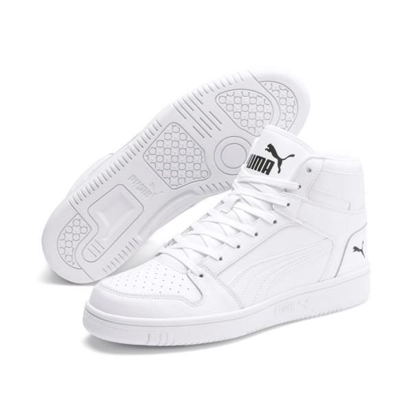 Puma Rebound LayUp Mid SL Unisex Schuhe Sneaker Mid Cut