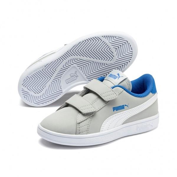 Puma Smash v2 Buck V PS Low Top Unisex Schuhe Sneaker