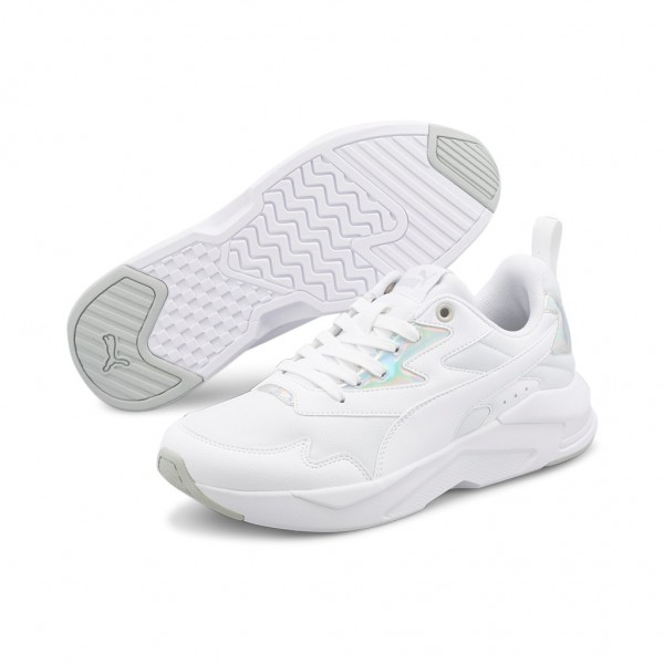 Puma X-Ray Lite Metallic Wmn's Damen Sneaker Sportschuhe Fashion Turnschuhe