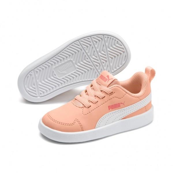 Puma Kinder Courtflex Inf Schuhe Sneaker Turnschuhe