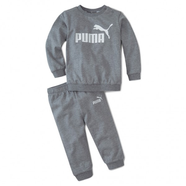 PUMA Unisex Minicats Inf ESS Crew Jogger Baby Trainingsanzug