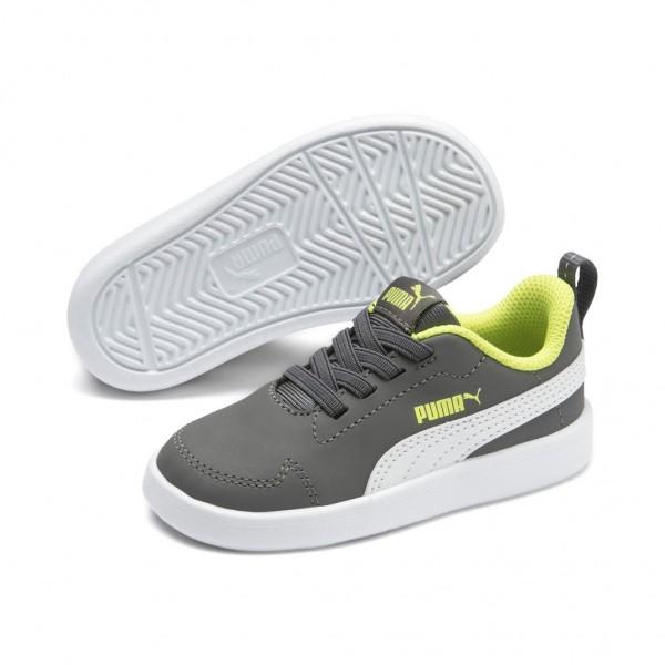 Puma Unisex Kinder Courtflex Inf Schuhe Sneaker Turnschuhe