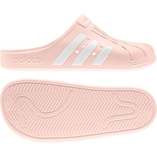 adidas Adilette Damen Cloq Pantolette Sandale FY6045