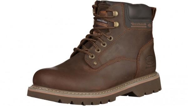 Dockers by Gerli , Herren Combat Desert Boots Stiefel Cafe