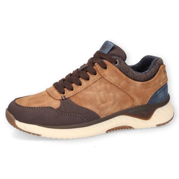 Dockers by Gerli Herren Sneaker Sneaker Mid Top Cognac