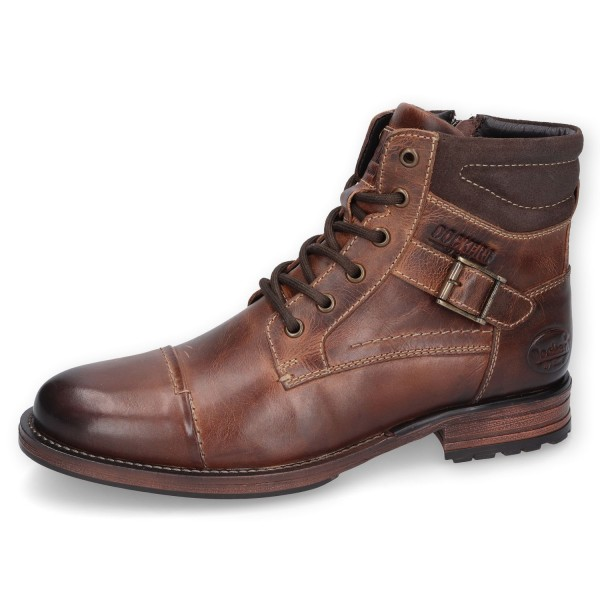 DOCKERS by Gerli Herren Combat Boots Dyon Stiefeletten Stiefel elegante Boots