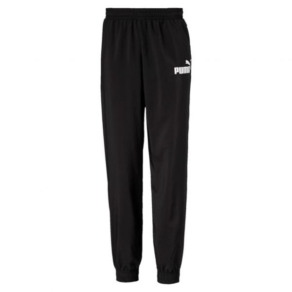 PUMA Jungen ESS Logo Woven Pants cl B Jogginghose Sporthose