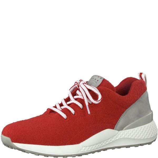 MARCO TOZZI Premio Fashion Merino Sneaker Schuhe Low Top