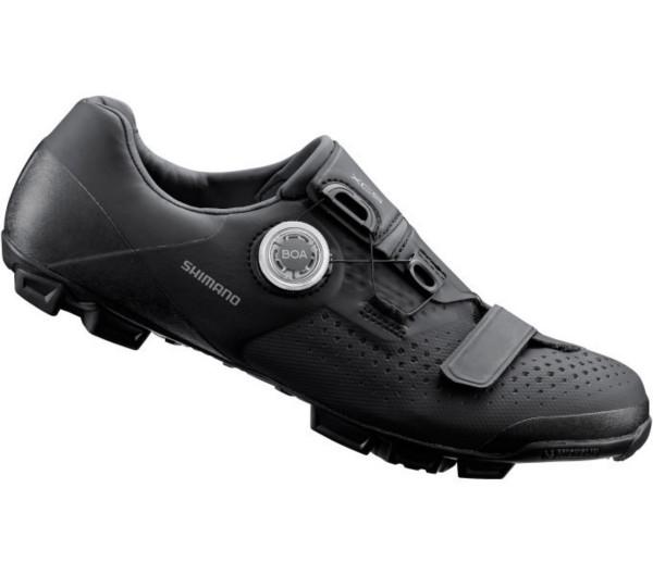 Shimano Unisex SH-XC501 MTB Cross Country Schuhe System SPD Schwarz