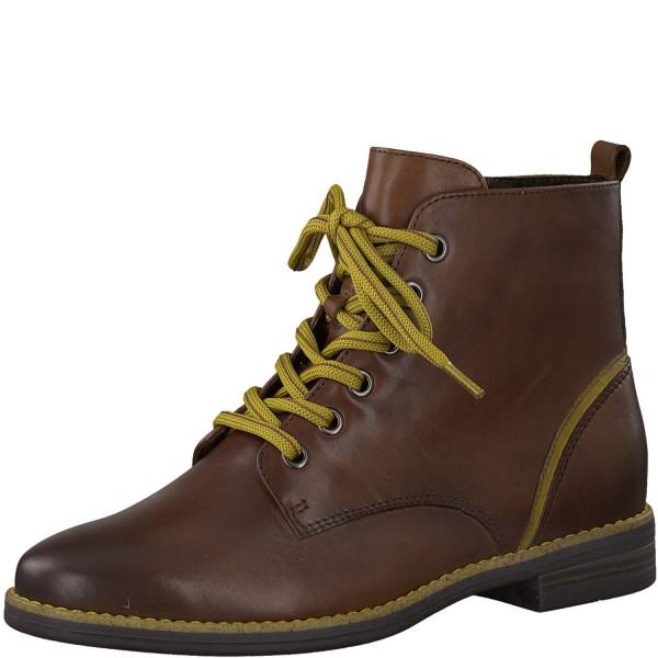 Marco Tozzi Damen Stiefeletten Chelsea Boots Chukka Boots