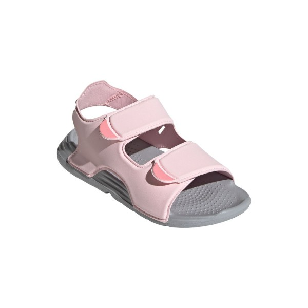 adidas Performance SWIM Sandal C Kinder Wasserschuhe Sandale Clear Pink