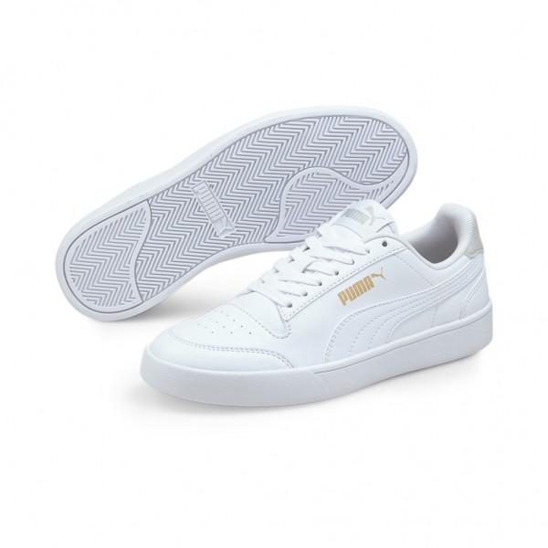 Puma Kinder Unisex Shuffle Jr | Sneaker Sportschuhe Freizeitschuhe