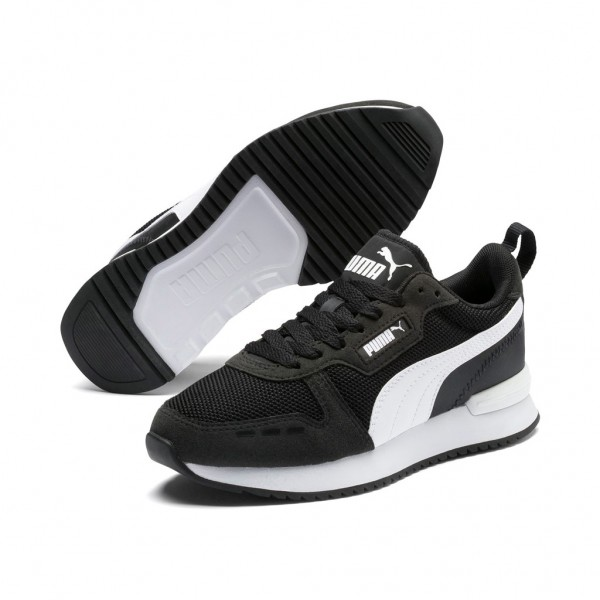 Puma R78 Jr Unisex Damen Kinder Sneaker Low Top Turnschuhe