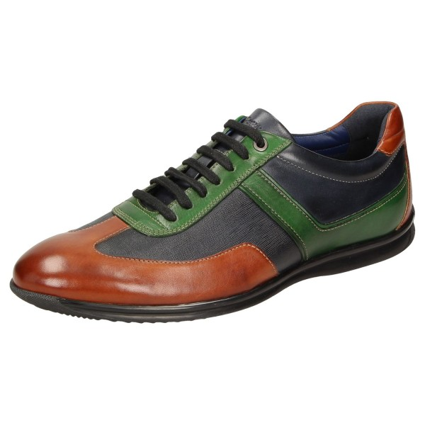 Monaim-700 Casual Schnürer by SIOUX GERMANY 36442 Mehrfarbig