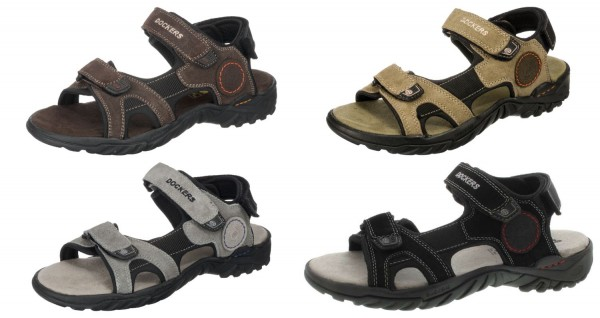 DOCKERS by Gerli Trekkingsandale Outdoorsandale Sandale Schuhe Herren