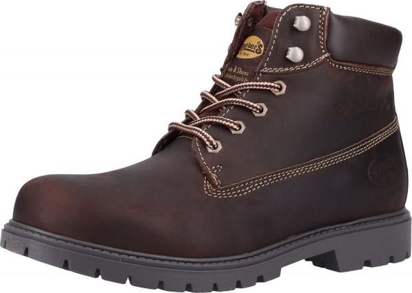 Dockers by Gerli Herren Combat Desert Boots Stiefel Schoko