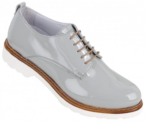 Rohde Bangkok Damen Halbschuhe Schuhe Schnürschuhe Grau 5720 80