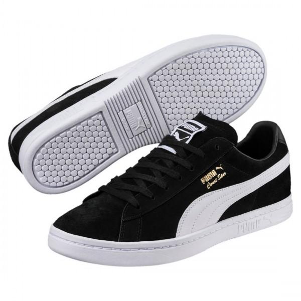 Puma Court Star FS Suede Unisex-Erwachsene Sneakers Schuhe Sportschuhe 366574