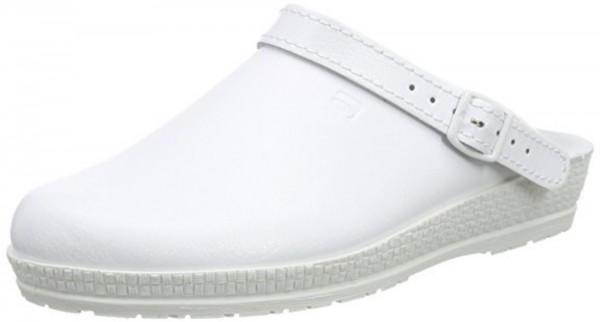 Rohde Clogs Klinikschuhe Damen White Line 1440 Weiß