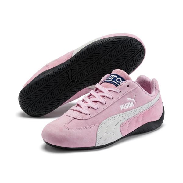 PUMA Legende Unisex Speed Cat Speedcat OG Sparco Sneaker Low Top Rosa 339844