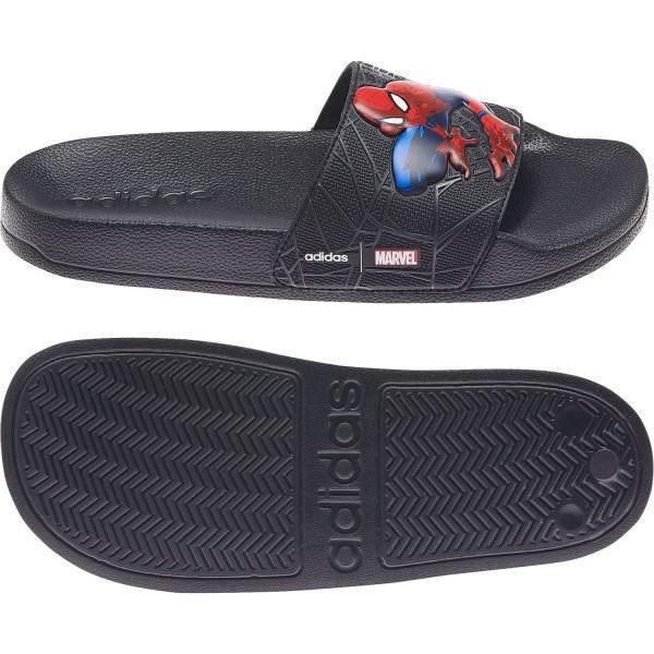 adidas Adilette Aqua K Badeschuhe Badelatsche Marvel Spiderman FZ1716