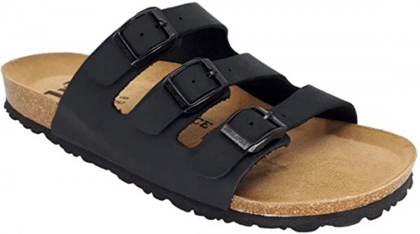 JOE N JOYCE Paris Sandale Sandalette Hausschuhe Komfort