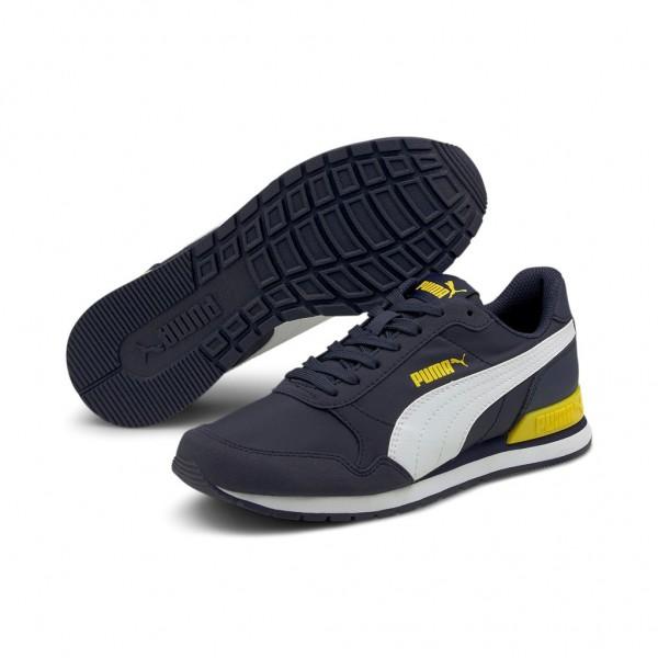 Puma ST Runner v2 NL Jr Sneakers Turnschuhe Nylon Low-Top Schuhe Sportschuhe