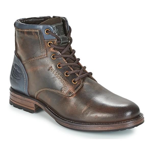 DOCKERS by Gerli Herren Combat Boots Stiefeletten Stiefel Cartouam elegante Boot
