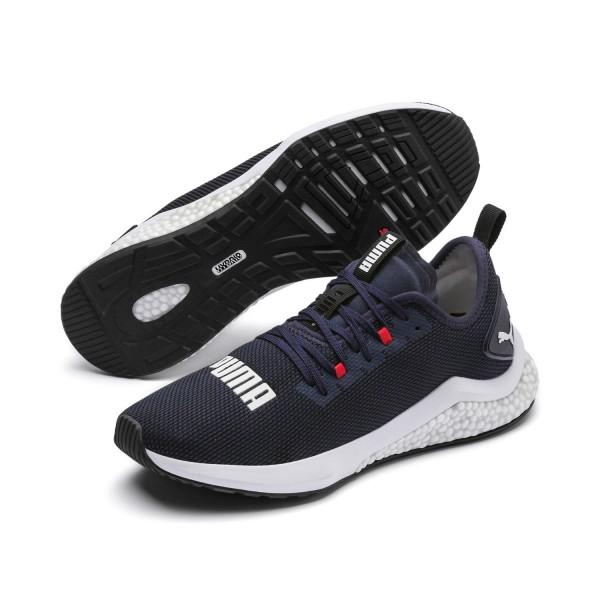 Puma HYBRID NX Herren Laufschuhe Fitnessschuhe Sneaker Peacoat Blau