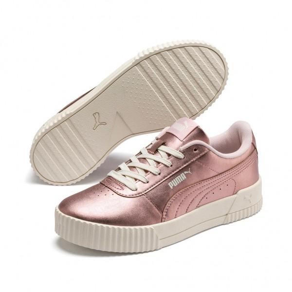 Puma CARINA Metallic Damen Streetstyle Sneaker Clubwear