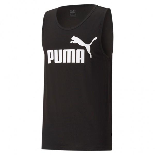 PUMA Herren ESS Essential Logo Tank SL Tee / T-Shirt Tanktop