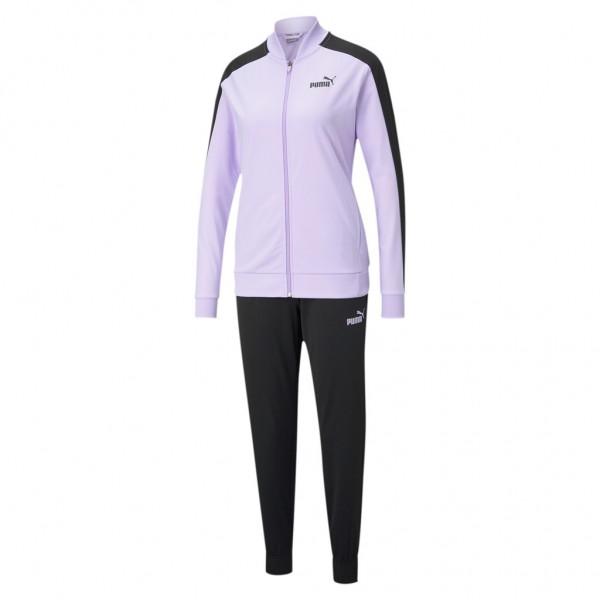 Puma Damen BASEBALL TRICOT SUIT cl / Trainingsanzug