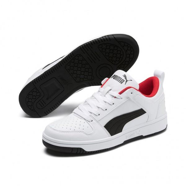 Puma Rebound Layup Lo SL JR Schuhe Sneaker