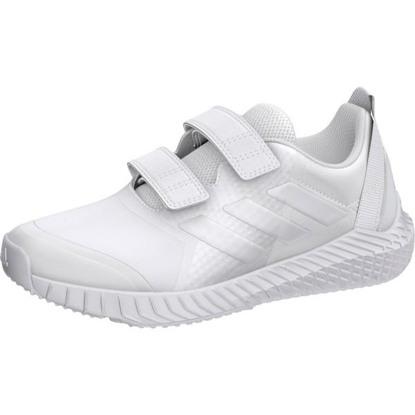 adidas Unisex Kinder Sneaker Schuhe Trainingsschuhe FortaGym CF K G27204 Weiss