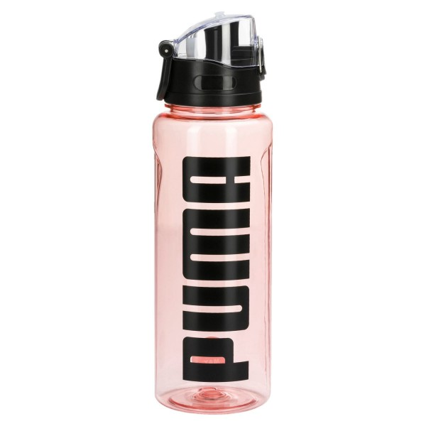 PUMA TR Bottle Sportstyle Flasche 1L Transparent Bridal Rose