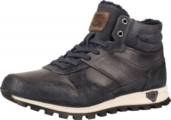 DOCKERS by Gerli Herren Hohe Sneaker Stiefel Boots Navy