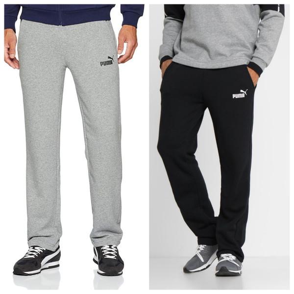 PUMA Herren ESS Logo Pants TR op SRL Trainigshose Jogginghose Sporthose 855511