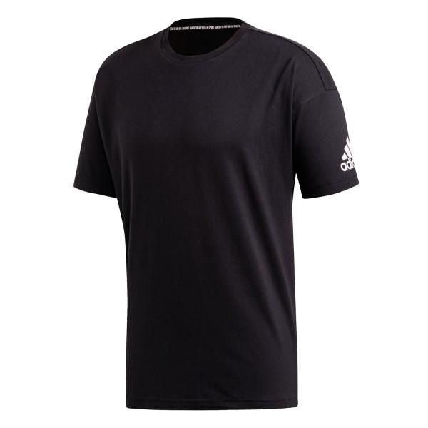 adidas Herren Sport MH Plain Tee / T-Shirt