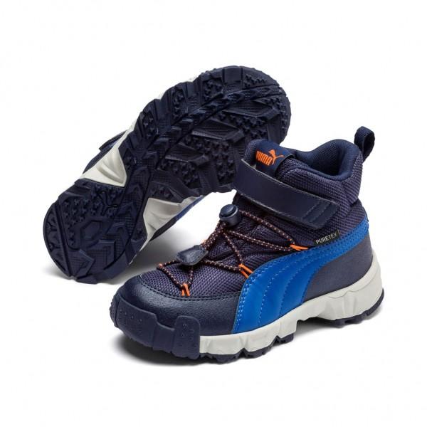 Puma MAKA Puretex V PS Top Unisex Kinder Stiefel Outdoor Boots Winterschuhe