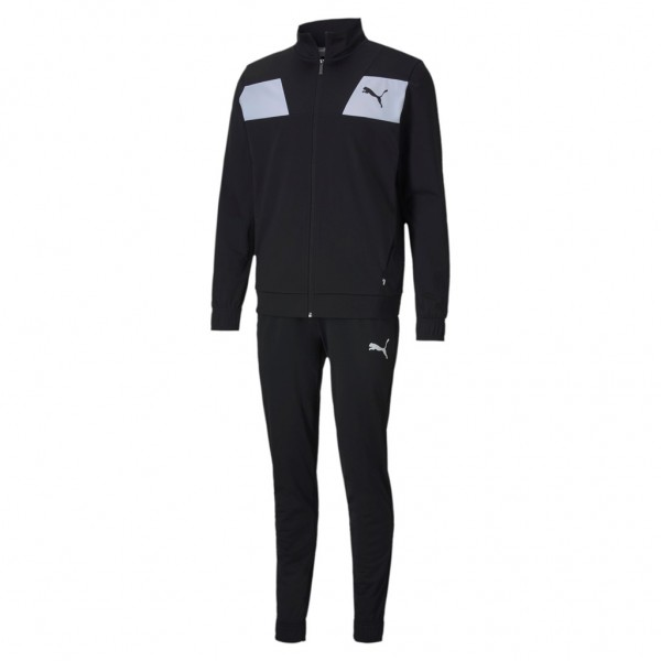 Puma Herren TECHSTRIPE TRICOT SUIT CL / Trainingsanzug