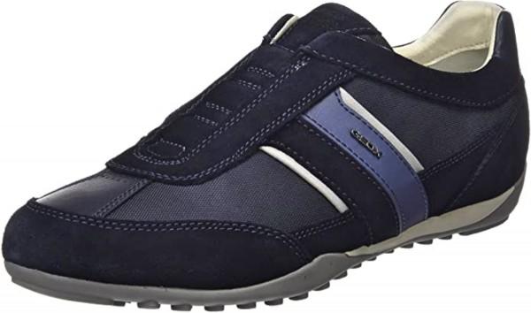 Geox Respira Herren U Wells A Low Top Sneaker Slipper Halbschuhe U82T5A