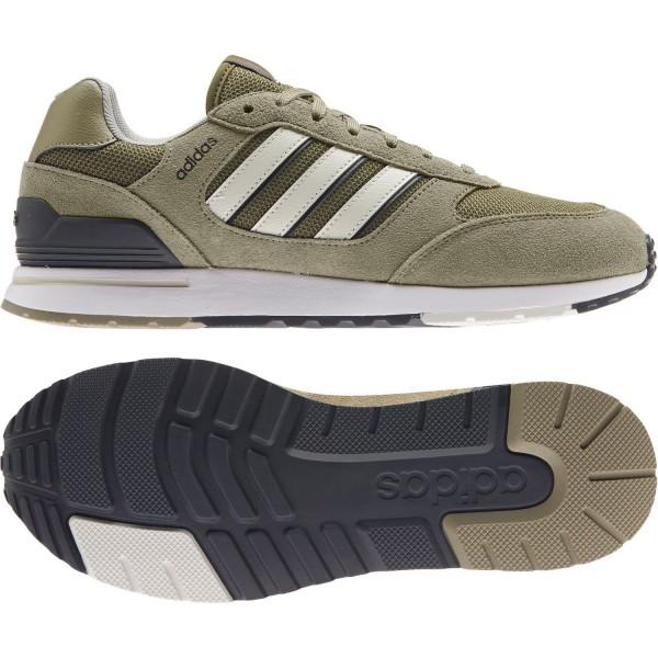adidas Herren RUN 80s Sneaker Schuhe Turnschuhe Freizeitschuhe Sportschuhe