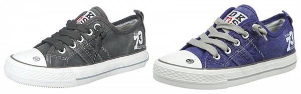 DOCKERS by Gerli Kinder Unisex Sneaker Low Canvas