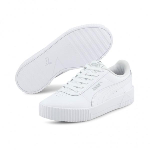 Puma CARINA L Jr Damen Mädchen Streetstyle Sneaker Sportschuhe Freizeitschuhe